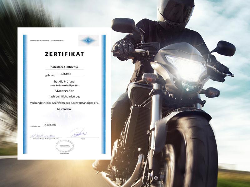 sachverständiger-Motorrad