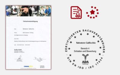 Zertifikat-Evo-Bus