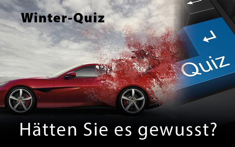 Winter Quiz | Hätten Sie es gewusst? Antworten