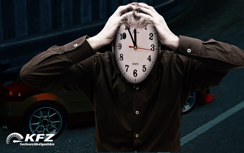 Unfallgefahr Sekundenschlaf