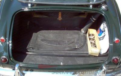 Gepäckraum Bewertung