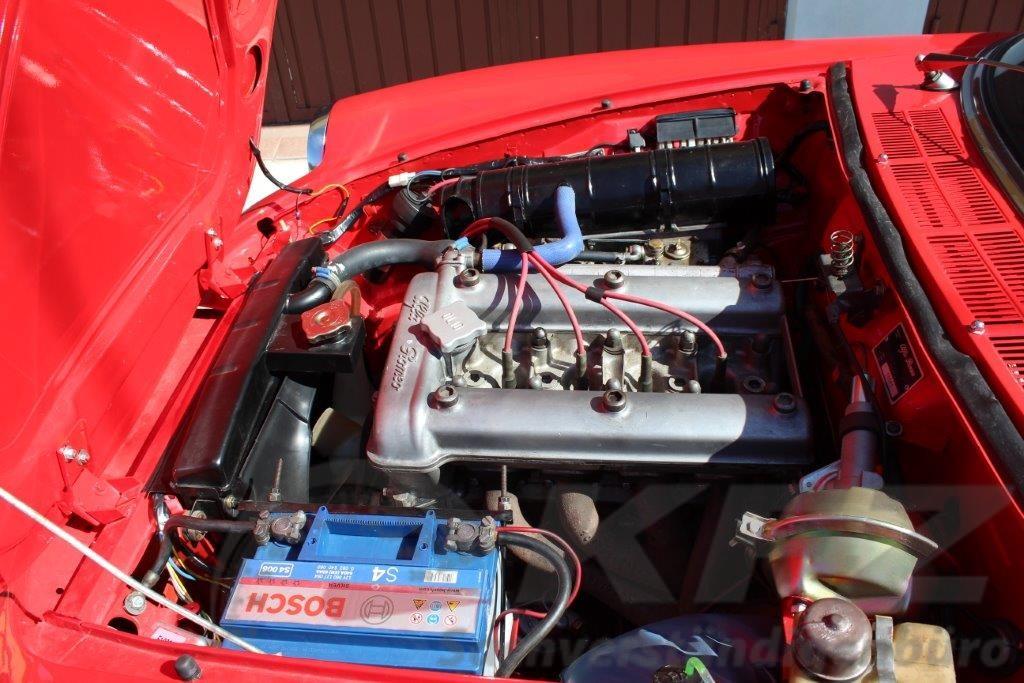 Motor- und Anbauteile Gebrauchter Zustand