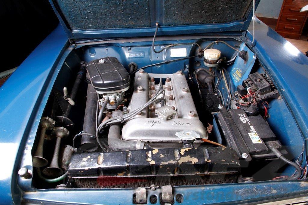 Motor- und Anbauteile Verbrauchter Zustand