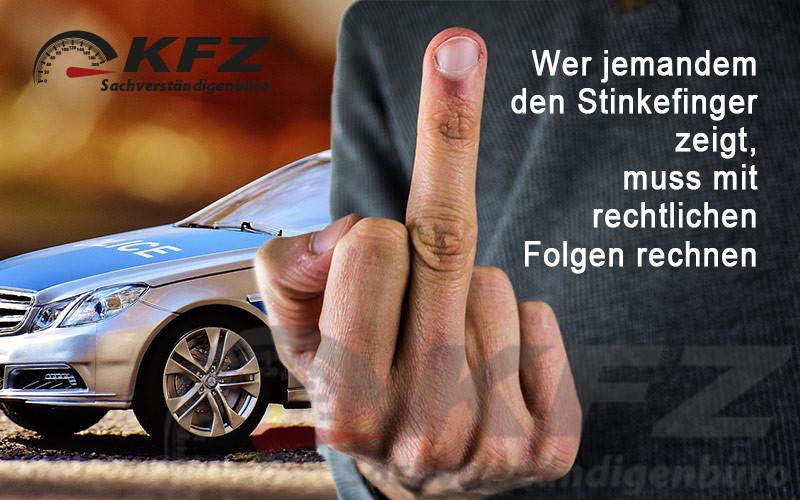 Stinkefinger Schweiz