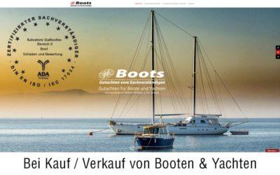 Bootsverkauf oder Kauf einer Yacht! Mit einem Gutachten fahren Sie besser.