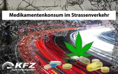 Medikamentenkonsum im Strassenverkehr
