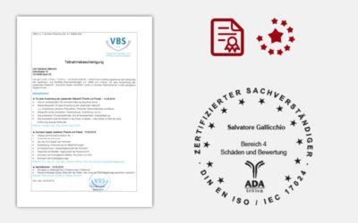 Forlbildungsseminar des Verbandes der Sportboot- und Schiffbau-Sachverständigen e.V.