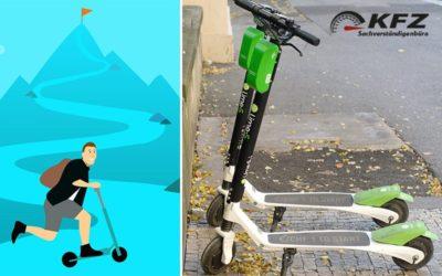 E-Scooter in der Schweiz