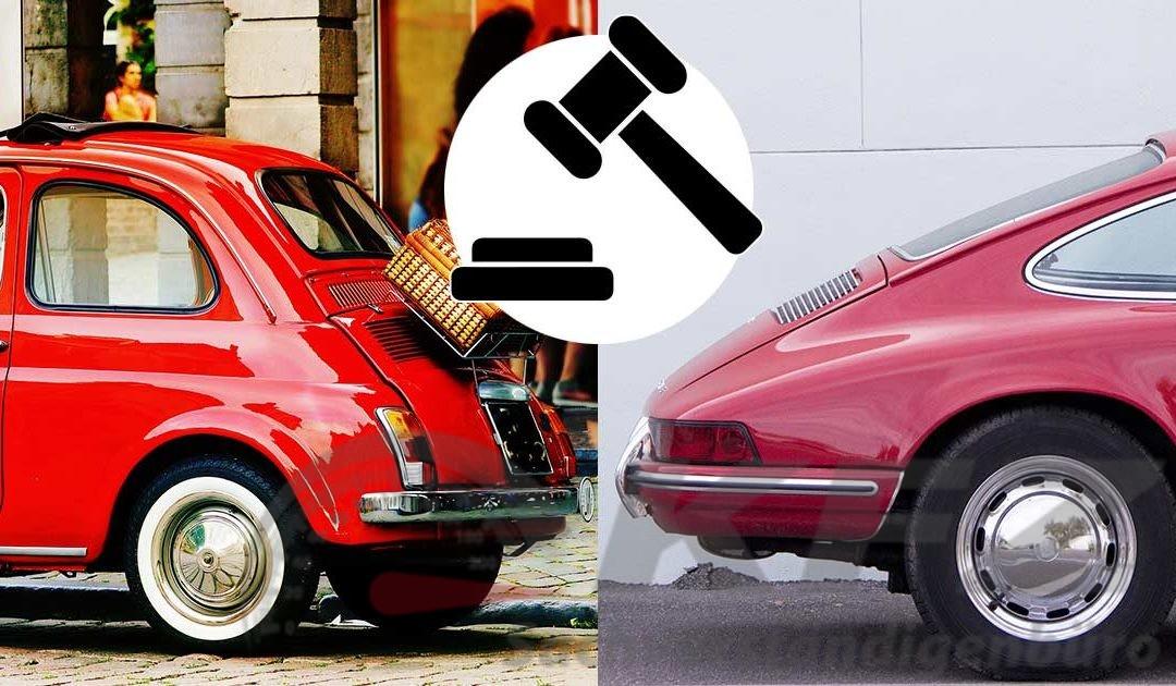 Oldtimer Versteigerung: die teuersten Autos der Welt