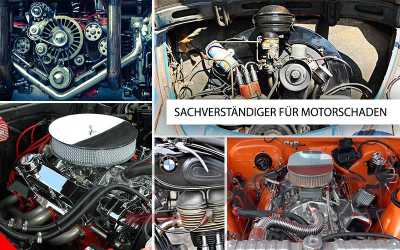 Was ist ein KFZ-Gutachten für Motorschäden