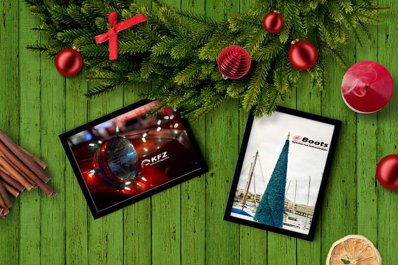 Frohe Weihnachten! Buon Natale!